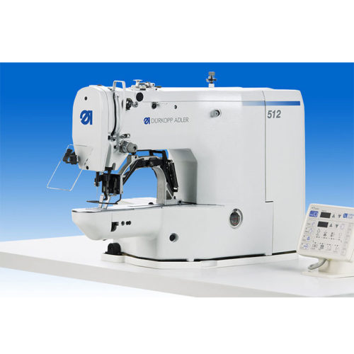 DÜRKOPP ADLER - 512-211 - закрепочный швейный автомат
