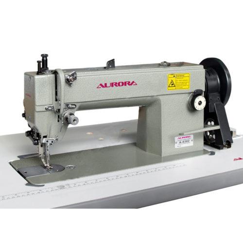 AURORA -A-0302 - машина для тяжелых материалов и кожи