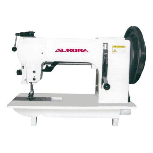 AURORA - A-252 - машина для тяжелых материалов и кожи