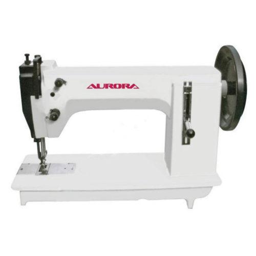 AURORA -A-450 - машина для тяжелых материалов и кожи