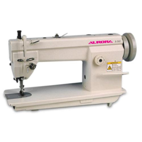 AURORA - А-562 - машина для тяжелых материалов и кожи,