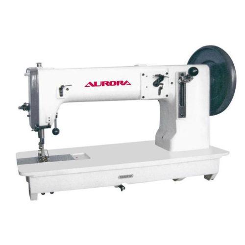 AURORA - А-643 - машина для тяжелых материалов и кожи