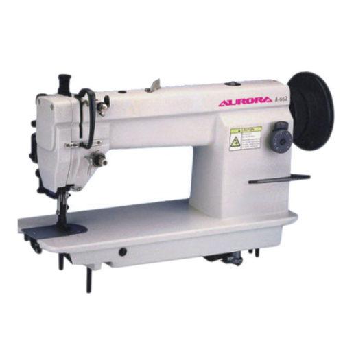 AURORA -А-662 - машина для тяжелых материалов и кожи