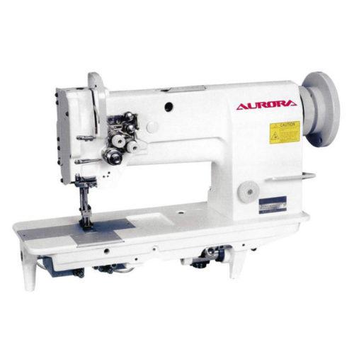 AURORA - A-878 - машина для тяжелых материалов и кожи