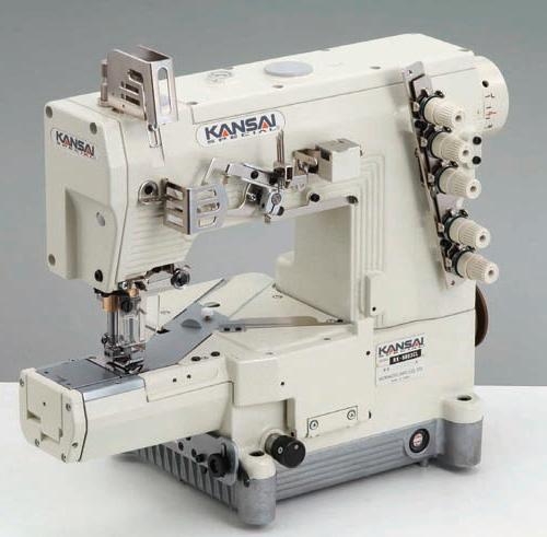 KANSAI SPECIAL - RX-9803C - плоскошовная машина