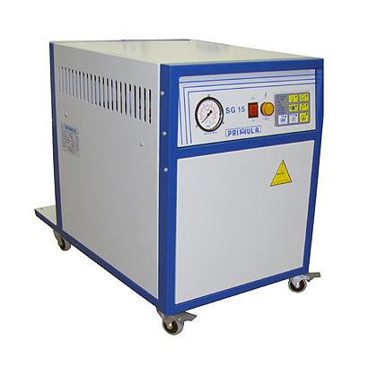 PRIMULA - SG 15 - промышленный парогенератор
