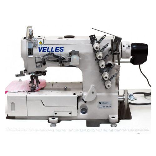 VELLES - VC 8016U - плоскошовная машина