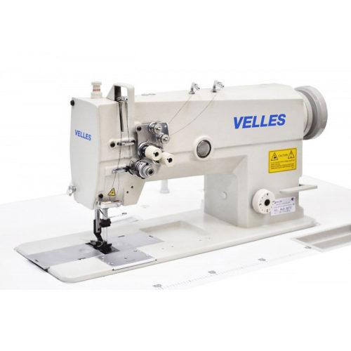VELLES - VLD 2872 - двухигольная машина