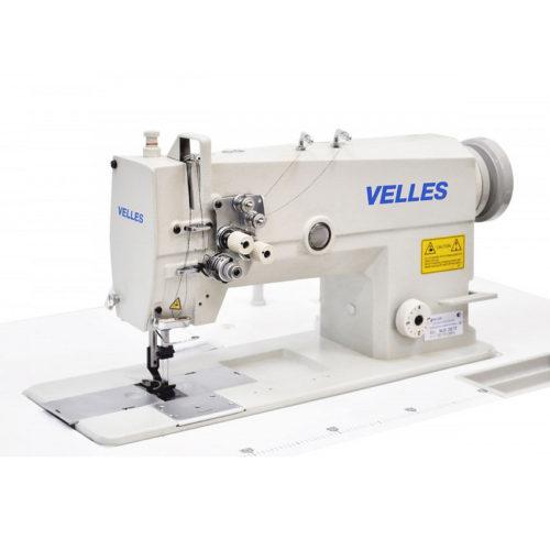 VELLES - VLD 2872H - двухигольная машина