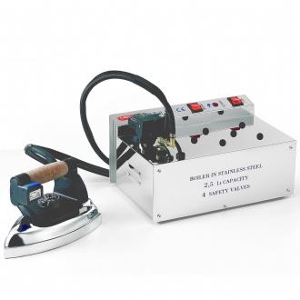 LELIT - PS05/B - парогенератор с утюгом