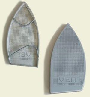 Предохранительная подошва Inox для утюгов Veit