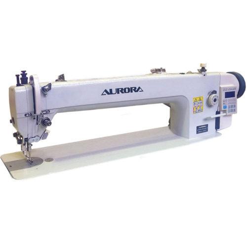 AURORA - A-0302-560-D4 - машина для тяжелых материалов и кожи