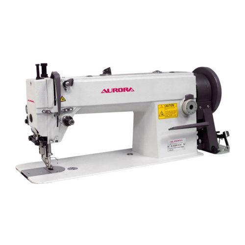 AURORA - A-0302CX - машина для тяжелых материалов и кожи