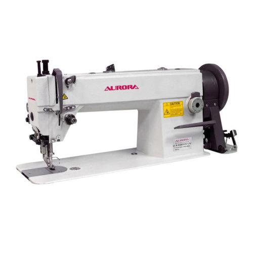 AURORA - A-0302CX-L - машина для тяжелых материалов и кожи