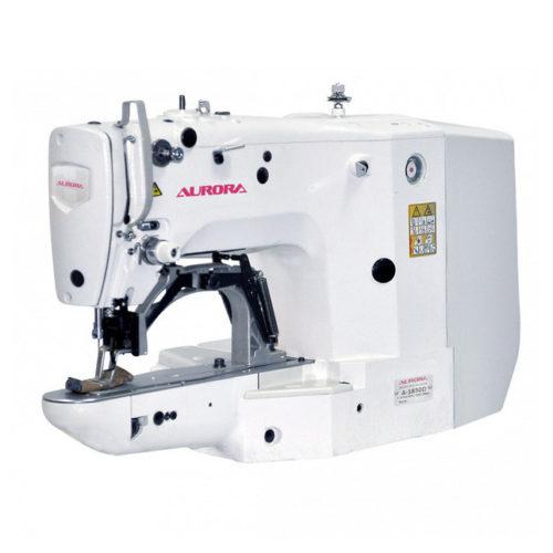 AURORA - A-1850D - закрепочный швейный автомат