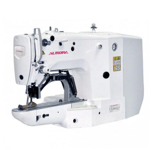 AURORA - A-1850D-H - закрепочный швейный автомат