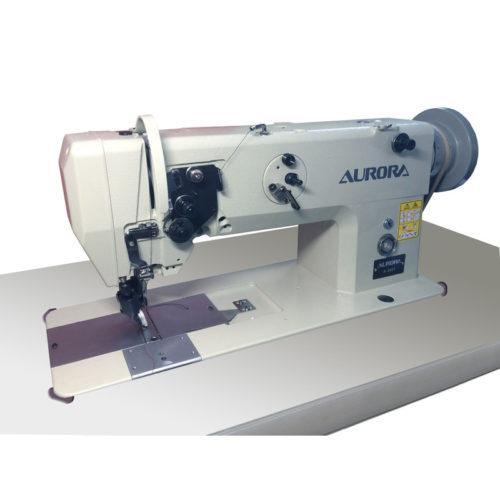 AURORA - A-2401 - машина для тяжелых материалов и кожи