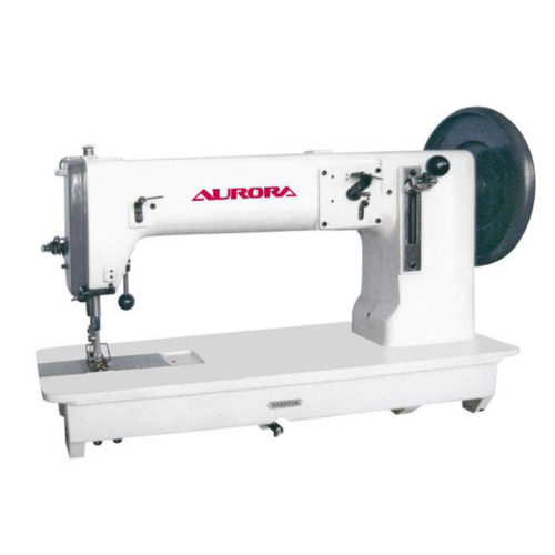 AURORA - A-253 - машина для тяжелых материалов и кожи