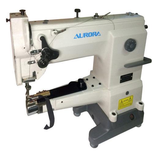 AURORA - A-2628LG - рукавная машина