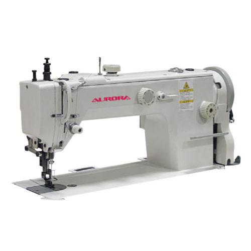 AURORA - A-3500 - машина для тяжелых материалов и кожи