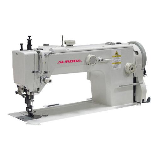 AURORA - A-3500-D4 - машина для тяжелых материалов и кожи