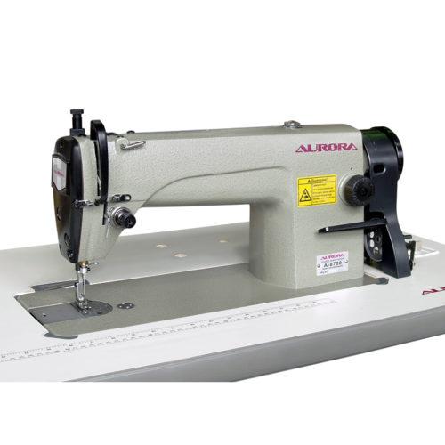 AURORA - A-8700 - прямострочная машина