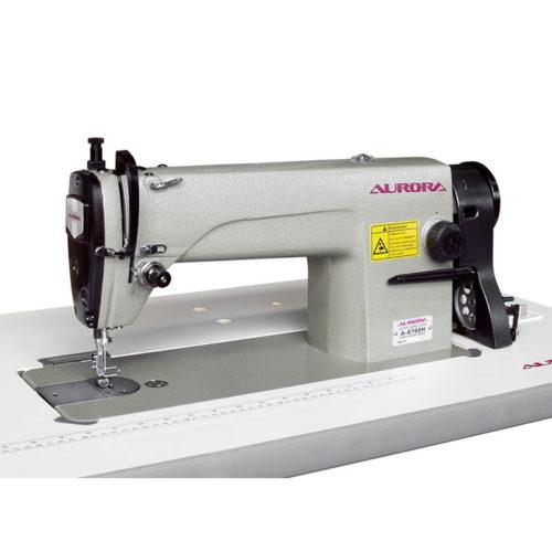 AURORA - A-8700H - прямострочная машина