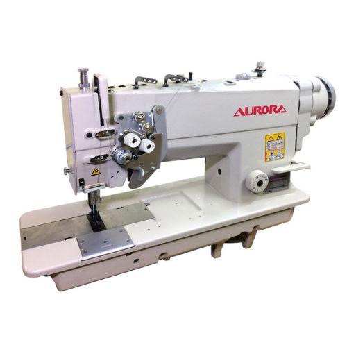 AURORA - A-875D-05 - двухигольная машина