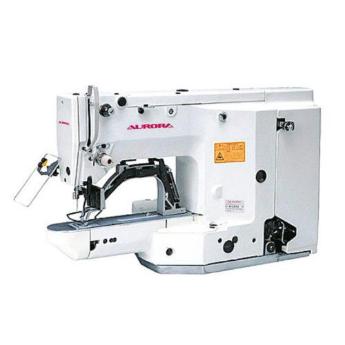 AURORA - J-437 - закрепочный швейный автомат