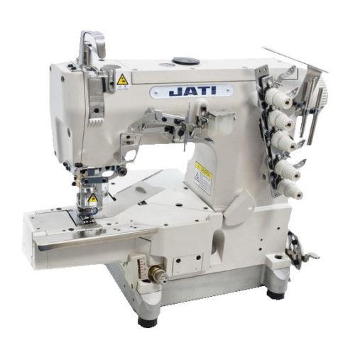 JATI - JT-600-01CBx356 - плоскошовная машина