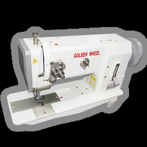 GOLDEN WHEEL - CS-1245 - машина для тяжелых материалов и кожи