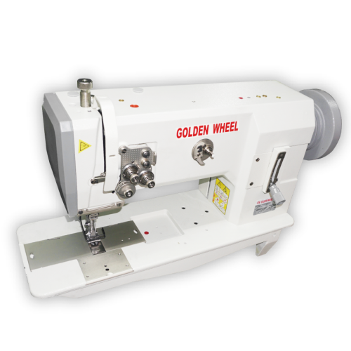 GOLDEN WHEEL - CS-1246 - машина для тяжелых материалов и кожи