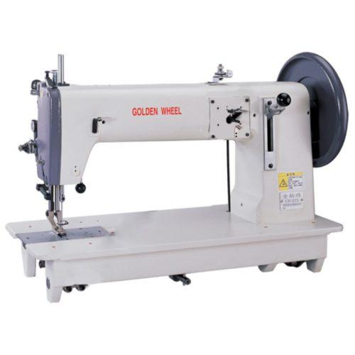 GOLDEN WHEEL - CS-243 - машина для тяжелых материалов и кожи