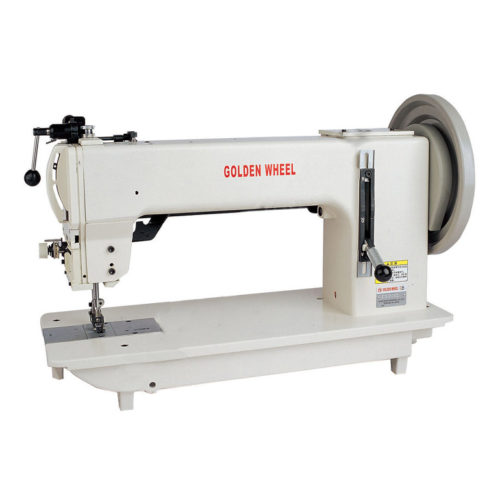 GOLDEN WHEEL - CS-273 - машина для тяжелых материалов и кожи
