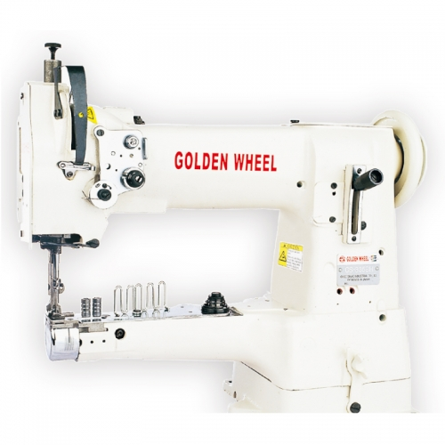 GOLDEN WHEEL - CS-335L-BH - обувная машина