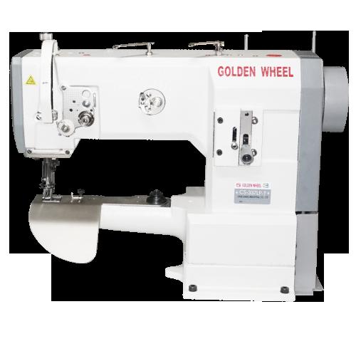 GOLDEN WHEEL - CS-337LP-T - рукавная машина