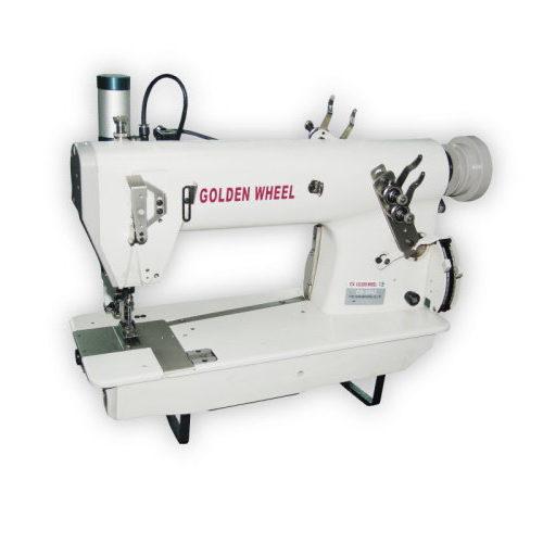GOLDEN WHEEL - CS-5942T - машина для тяжелых материалов и кожи