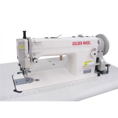 GOLDEN WHEEL - CS-6102-BT-F - машина для тяжелых материалов и кожи