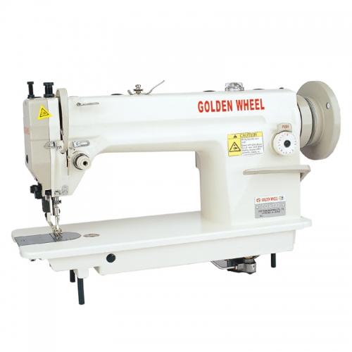 GOLDEN WHEEL - CS-6102 - машина для тяжелых материалов и кожи