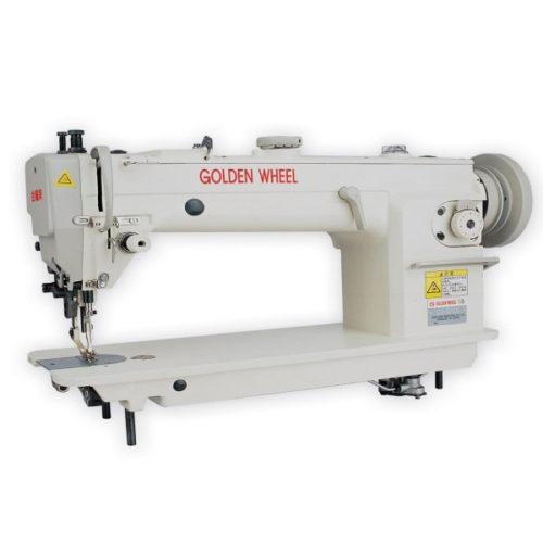 GOLDEN WHEEL - CS-6120 - машина для тяжелых материалов и кожи