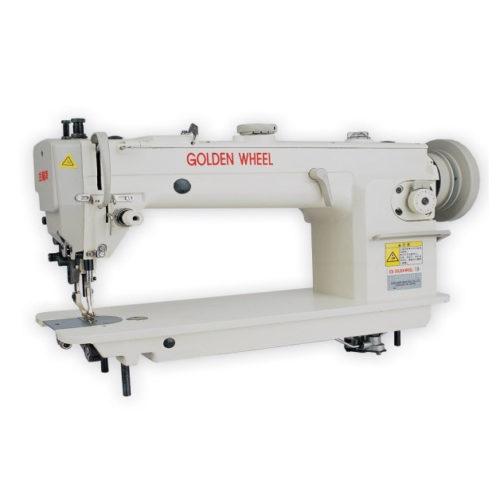 GOLDEN WHEEL - CS-6120-BT-F - машина для тяжелых материалов и кожи