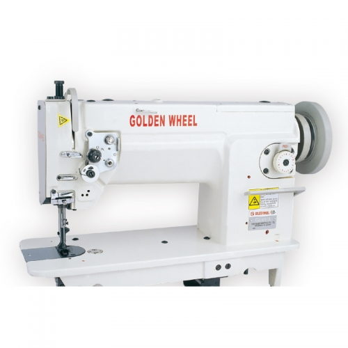 GOLDEN WHEEL - CS-8113 - машина для тяжелых материалов и кожи