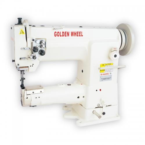 GOLDEN WHEEL - CS-8244L - рукавная машина