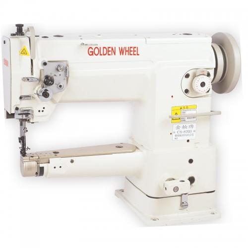 GOLDEN WHEEL - CS-8703V - рукавная машина