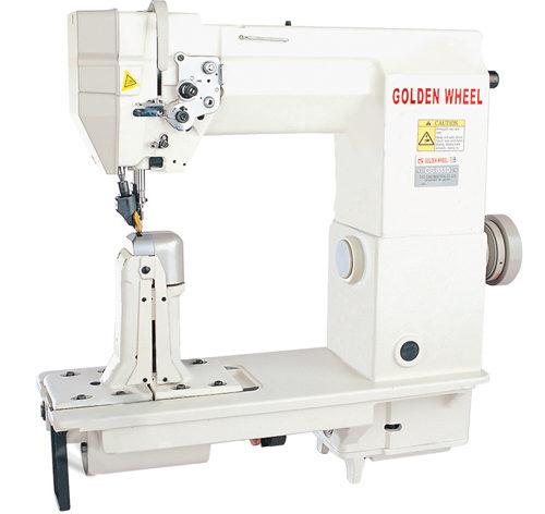 GOLDEN WHEEL - CS-8820 - колонковая машина