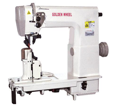 GOLDEN WHEEL - CS-8830 - колонковая машина