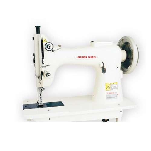 GOLDEN WHEEL - CSL-1800 - машина для тяжелых материалов и кожи