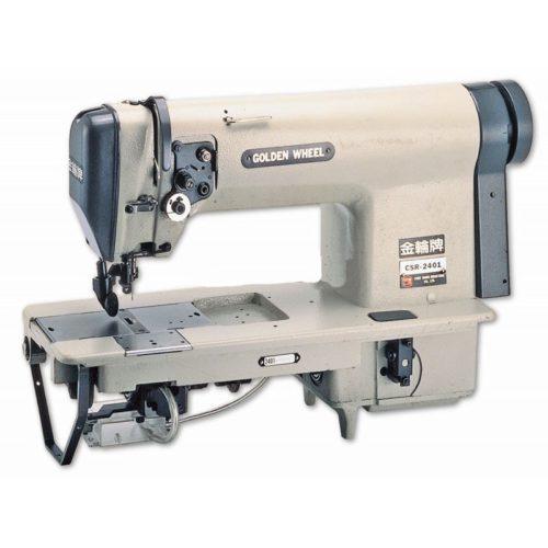 GOLDEN WHEEL - CSR-2401H - машина для тяжелых материалов и кожи