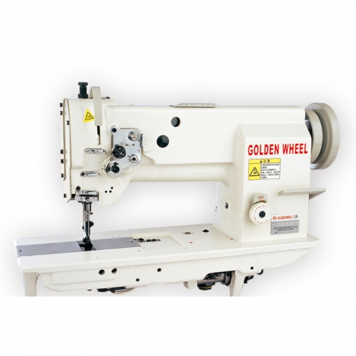 GOLDEN WHEEL - CSU-4150L - машина для тяжелых материалов и кожи