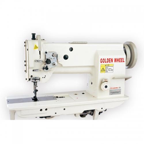 GOLDEN WHEEL - CSU-4250L - машина для тяжелых материалов и кожи